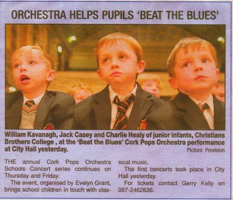 Evening Echo, Tuesday 10 November 2009