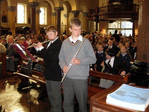 Musicians from Secondary School