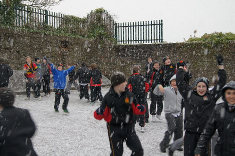 Snow Madness